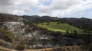 Ver vídeo  'Los parados podrán ser requeridos para limpiar los montes tras los incendios'