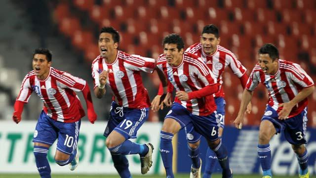 Paraguay se mete en la final de la Copa América