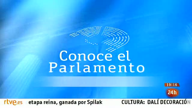 Ir al Video Parlamento - Conoce el Parlamento - Lenguas cooficiales - 27/04/2013