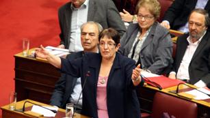 Ver vídeo  'En el Parlamento griego aún están debatiendo sobre los ajustes'