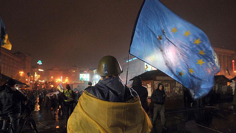 El parlamento ucraniano endurece las sanciones contra las protestas callejeras