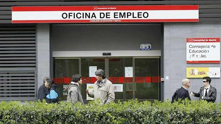 El paro sube dos d&eacute;cimas hasta el 25,1% en Espa&ntilde;a y sigue estable en la UE