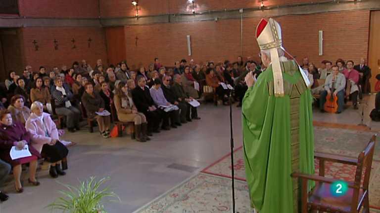 El día del Señor - Parroquia Nuestra Señora de La Piedad