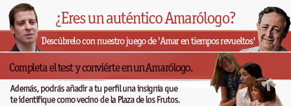 Participa en el Trivial de Amar en Facebook