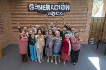"""Los participantes de """"Generación Rock"""""""