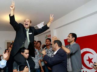 Ver vídeo  'El partido islamista Al Nadah, vencedor en Túnez, inicia contactos para formar Gobierno'
