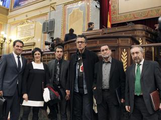 Ver vídeo  'El Partido Popular cree que Amaiur ha intentado sortear la ley'