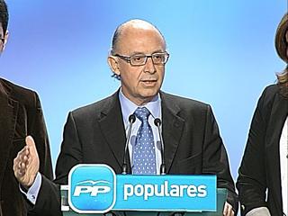 Ver v?deo  'El Partido Popular critica la subida de impuestos'
