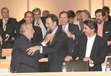 El pasado, el presente y el futuro junto en el XV Congreso de 2004