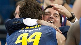 """Pascual dice que el Barcelona ha jugado un torneo """"exquisito"""""""