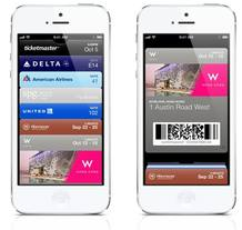 Apple ha optado por incluir la tecnología Passbook en el iPhone 5