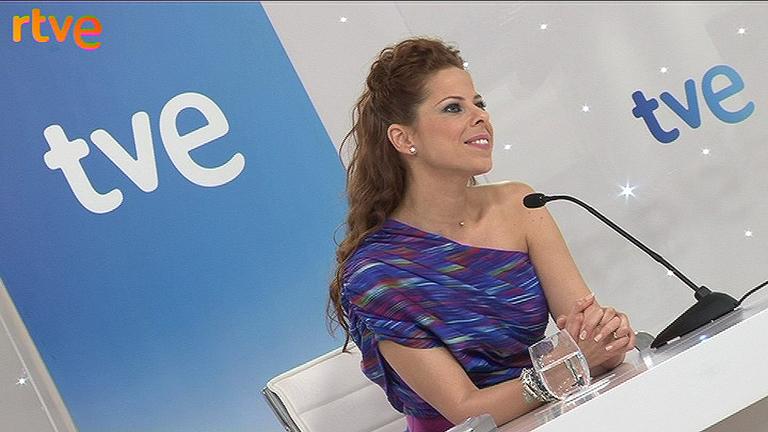 Pastora Soler, después de su experiencia en Eurovisión