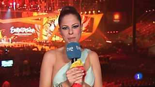 Ver vídeo  'Pastora Soler: Destino Eurovisión (2)'