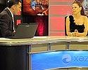 Pastora Soler, estrella de la televisión azerí