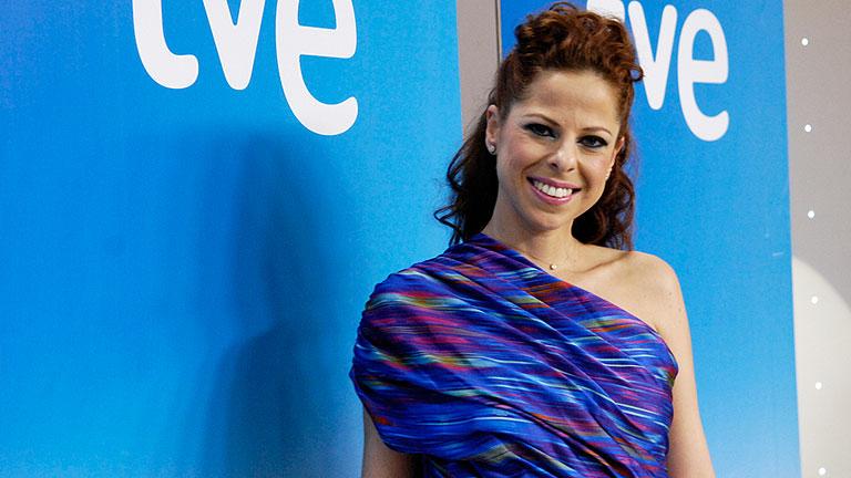 Pastora Soler en La mañana de La 1 tras Eurovisión