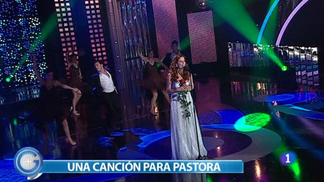 Pastora Soler mejor voz femenina del año