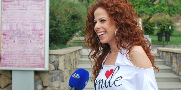 Pastora Soler se sumerge en el color de Bakú