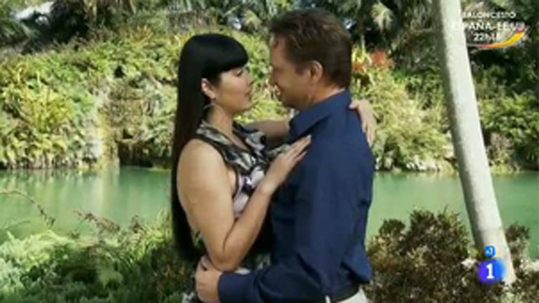 Corazón apasionado - Patricia y Armando se declaran su amor
