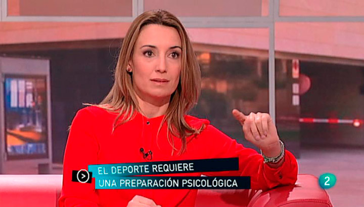 Para Todos La 2 - Entrevista - Patricia Ramírez - Prepararse para una competición