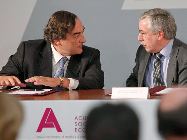 Ver v?deo  'La patronal destaca la importancia del acuerdo'