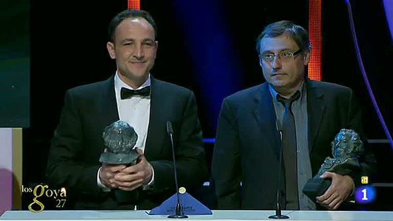 Pau Costa y Félix Bergés, Goya a los Mejores Efectos Especiales por 'Lo imposible'