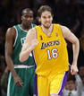 Pau Gasol busca el anillo NBA
