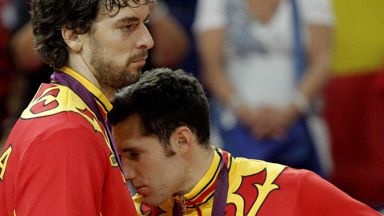 Pau Gasol: &quot;Hay que saborear esta medalla y estar felices&quot;