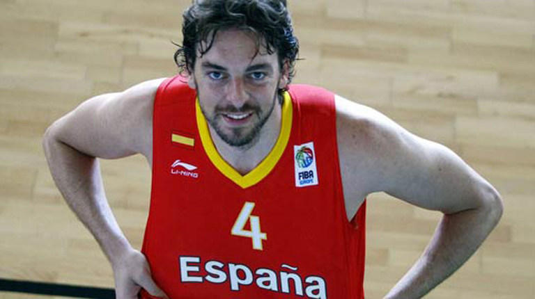 Pau Gasol ser&aacute; el abanderado de Espa&ntilde;a en Londres