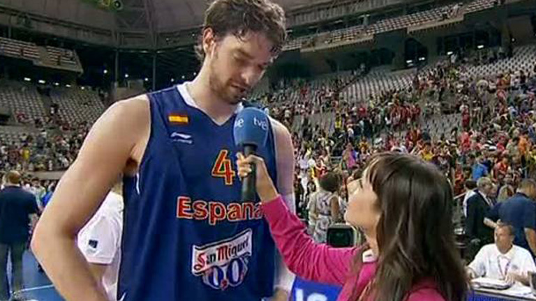 Pau Gasol: &quot;Tenemos que ser m&aacute;s agresivos&quot;
