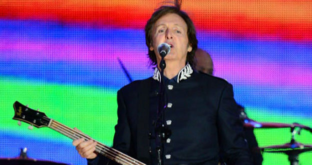 Paul McCartney interpretará 'Hey Jude' en la ceremonia de apertura de Londres 2012.