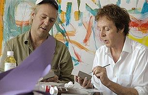 Ver vídeo  'Paul McCartney publica un nuevo disco'