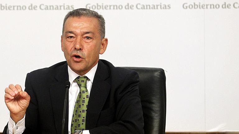 Paulino Rivero critica al Gobierno español por el incendio en La Gomera