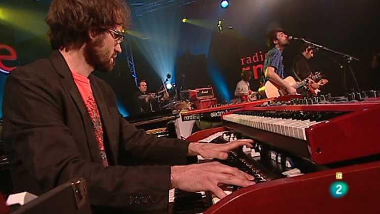 Los conciertos de Radio 3 - Los pedales