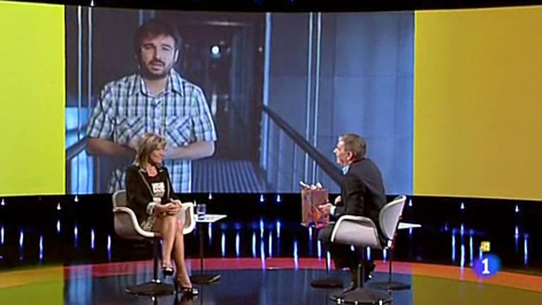 Pedro Ruiz responde a Jordi Evole en 'Entrevista a la carta'