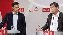 Ir al VideoPedro Sánchez presenta el decálogo económico que entregará a Mariano Rajoy