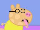 Imagen del  vídeo de Peppa Pig titulado PEDRO TIENE TOS