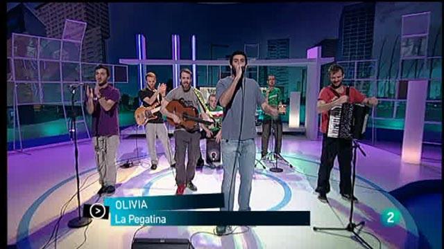 """Para Todos La 2 - Actuacíón: La Pegatina, """" Olivia"""""""
