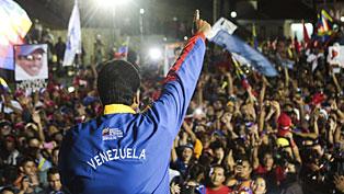 Pekín y Moscú felicitan a Maduro; EE.UU y Europa no se manifiestan