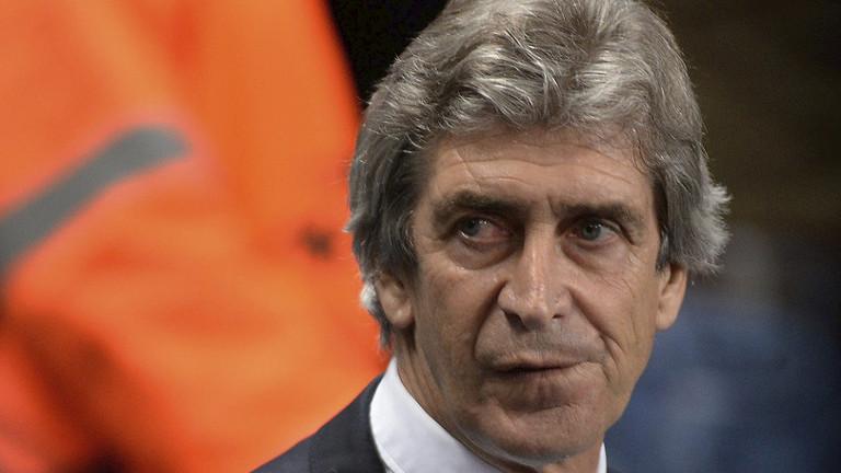 """Pellegrini: """"El árbitro ha decidido el partido a su gusto"""""""