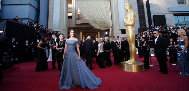 Penélope Cruz en los Oscar