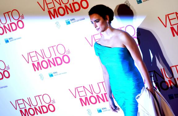 Penélope Cruz en Roma: Versace de día, Versace de noche