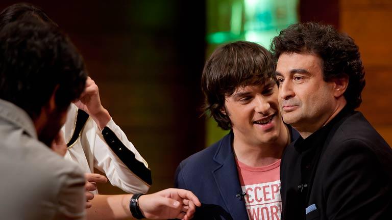 Gala Inocente Inocente 2013 - Pepe Rodríguez se enfrenta con un padre en MasterChef Junior
