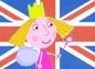 Imagen de un episodio de El pequeño reino de Ben y Holly en inglés