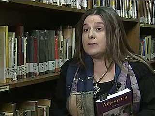 Ver vídeo  'La periodista de TVE Pilar Requena presenta su libro 'Afganistán''