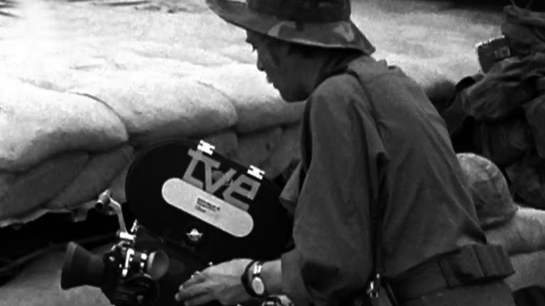 En portada - Periodistas en Vietnam: una guerra a la vista de todos
