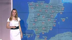 Ver vídeo  'Persiste la ola de calor con temperaturas extremas'