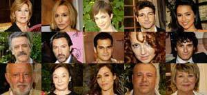 Los personajes de 'Herederos' estuvieron en RTVE.es