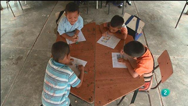 """Para Todos La 2 - Trabajo infantil - """"Pescadores de lápices"""""""