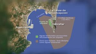 Ver vídeo  'Los pesqueros de Algeciras evitan las aguas de Gibraltar'