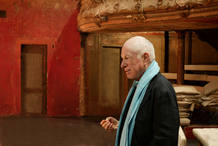 Peter Brook (Londres, 1925) sigue reinventando el teatro